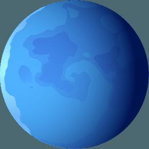 Kék bolygó